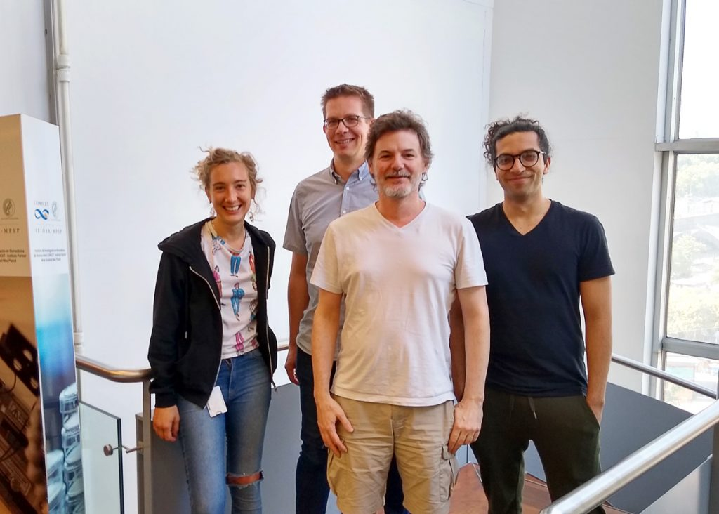 Dr. Christian Schröter & Luis Morelli