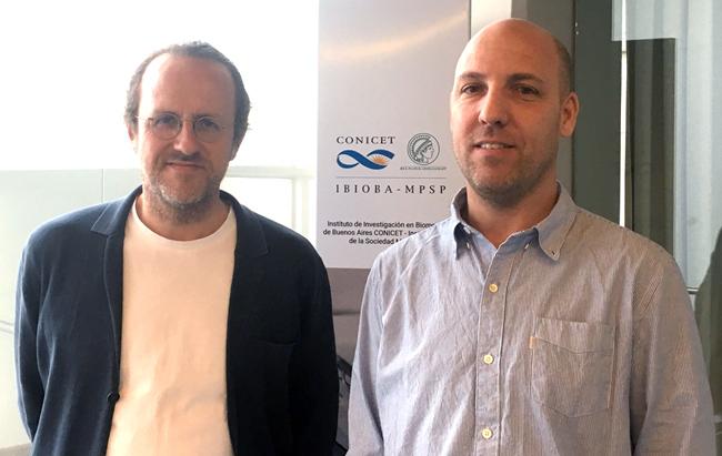 Bernhard Schölkopf and Patricio Yankilevich.
