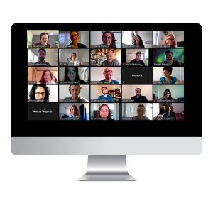 Seminar Program through a virtual platform.